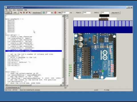 Arduino simulator download for pc
