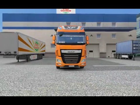 More Realistic DAF EURO 6 Sound