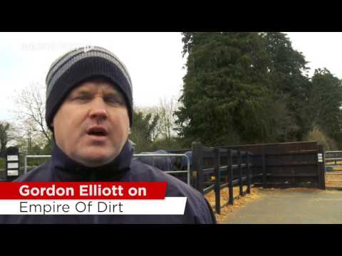Gordon Elliott On His Chasers