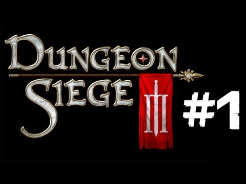 dungeon siege iii - Lets Play Dungeon Siege 3 with live commentary for Xbox 360/PS3/PC - PART 1 For more Lets Play Series with live commentary and HD Walkthroughs on hardest dif...