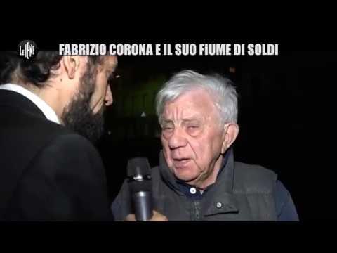 """Le Iene a Calcio da don Mazzi: """"Corona? Ecco chi è"""""""