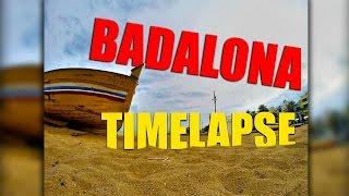 Decibelios Productions - Badalona Timelapse