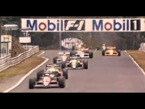suzuka 1988 - ayrton senna wins his first title!