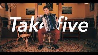 Video Take five (jazz accordion)
