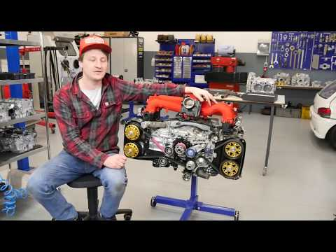 800HP Incredible Subaru Engine Build Part 4 *Finish* l Subi-Performance
