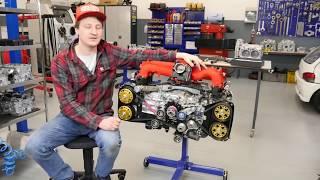 Video 800HP Incredible Subaru Engine Build Part 4 *Finish* l Subi-Performance MP3, 3GP, MP4, WEBM, AVI, FLV Juni 2019