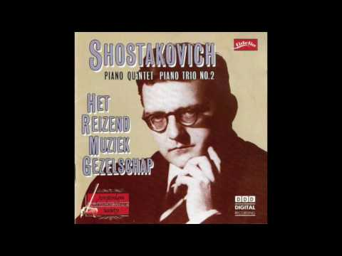 Shostakovich Piano Trio No. 2 In E Minor, Op. 67