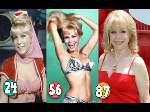 Barbara Eden ♕ Transformation From 18 To 87 Years OLD