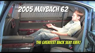 9. Maybach 62 Test Drive (And Ride!) **SOLD** - Video Test Drive with Chris Moran - Supercar Network