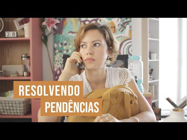 ME ENROLEI COM PENDÊNCIAS | Bora resolver juntas? | Por Juliana Goes - Juliana Goes