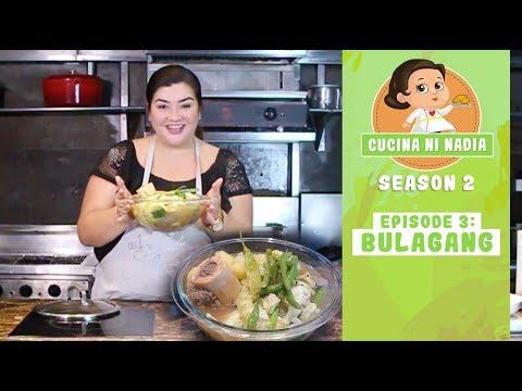Cucina Ni Nadia 2 Bulagang Episode 3 Action News Abc Action