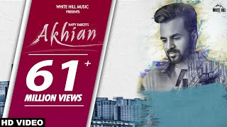 Video New Punjabi Sad Song 2018 | AKHIAN (Official Video) Happy Raikoti  ft. Navpreet Banga | GoldBoy MP3, 3GP, MP4, WEBM, AVI, FLV Agustus 2018