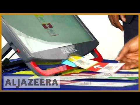 🇨🇩Fire destroys thousands of voting machines in DR Congo | Al Jazeera English