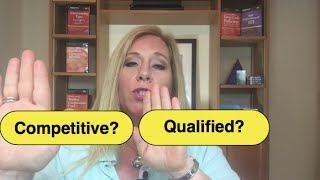 Competitive vs. Qualified  | Land Your Dream Job | How To Interview | Job Search | Job Seeker