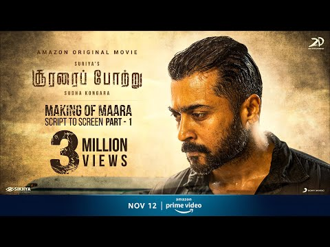 Soorarai Pottru - Making Latest Video in Tamil