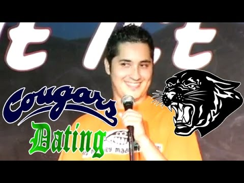 Cougar Dating – Comedy Time