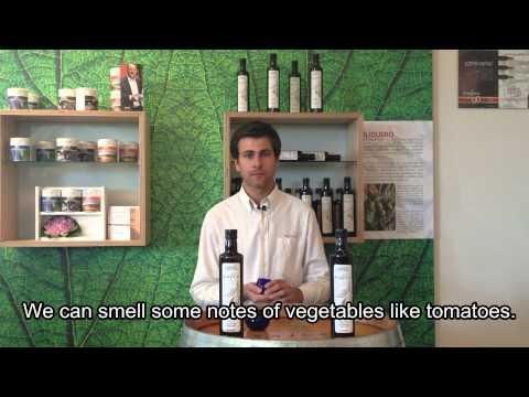 Video Tasting Emina Olive Oil