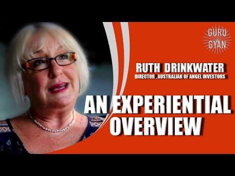 Start Guru's #GuruGyan with Ruth Drinkwater