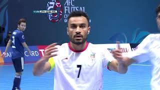 Video Japan 0-4 IR Iran (AFC Futsal Championship 2018: Final) MP3, 3GP, MP4, WEBM, AVI, FLV Februari 2018