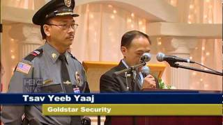 HBC News - Coverage of Funeral Services for former Hmong Police Commissioner Yang Chao.