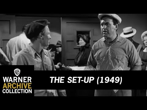 The Set-Up (1949) HD Open