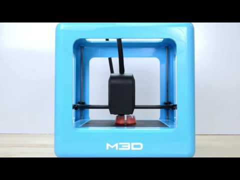 M3D Micro 3D Printer Retail Edition