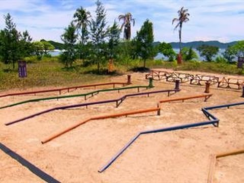 Survivor: Blood vs. Water - Immunity/Reward Challenge:  Ram-Ball On