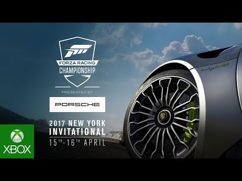 Forza Racing Championship New York Invitational Presented by Porsche