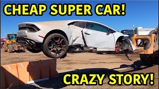 Video Rebuilding A Wrecked Lamborghini Huracan MP3, 3GP, MP4, WEBM, AVI, FLV Juni 2019