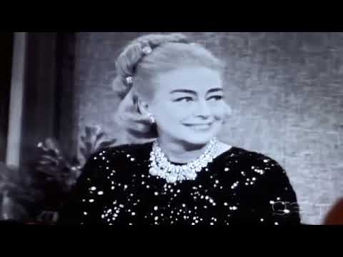 JOAN CRAWFORD on MERV GRIFFIN SHOW March 7, 1967