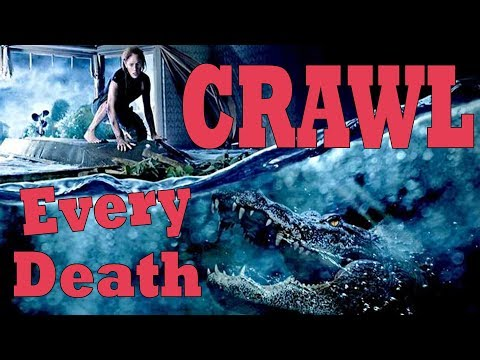 Every Death in Crawl