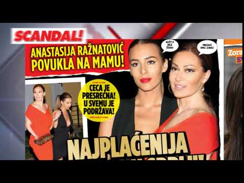 SCANDAL NOVINE: Kaća besna – balavica Luna mi smešta aferu! Kako je Cecina ćerka postala najplaćenija u Srbiji! Alen otkriva: Dalila je na Dejana bacila crnu magiju