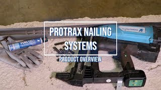AFGN50 ProTrax Nailer | Product Overview