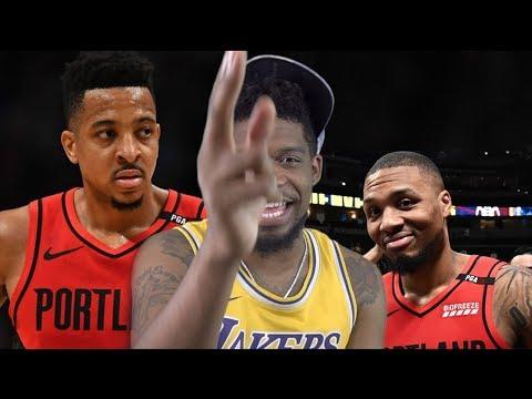 DAMIAN LILLARD WHERE ARE YOU!? NUGGETS vs BLAZERS GAME 7 NBA PLAYOFFS HIGHLIGHTS