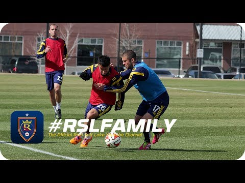 Video: Real Salt Lake at LA Galaxy - Match Preview