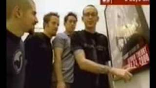 It's Cribs episode where you can see Chester's awesome crib XD