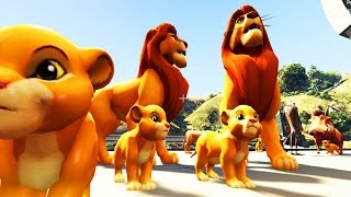 Nonton The Lion King 2017 - SIMBA FAMILY LIVING THE LIFE Film Subtitle Indonesia Streaming Movie Download