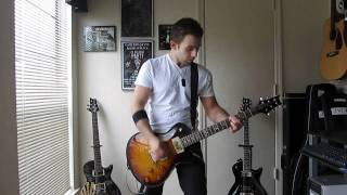 Alter Bridge - Open Your Eyes (guitar cover WITH SOLO) Video