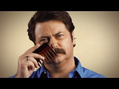 Your Mo Will Get Fuller With Nick Offerman