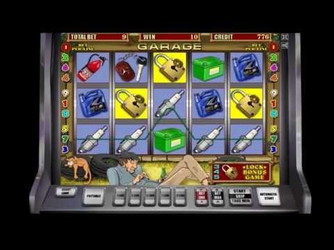 GARAGE +BONUS GAME! +RISK GAME! +BIG WIN! online free slot SLOTSCOCKTAIL hhs