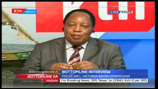 Bottomline East Africa: Focus on Lake Victoria basin commission, September 9th 2016