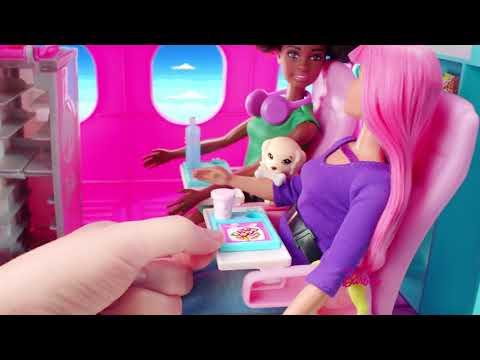 Barbie Dreamhouse Adventures Αεροπλάνο (GDG76)