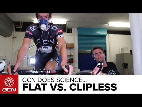 style - Should you pedal in circles or just push down on the pedals? We put it to the test. Follow GCN on YouTube: http://gcn.eu/SubscribeToGCN We want to hear from you! Don't forget to LIKE and SHARE...