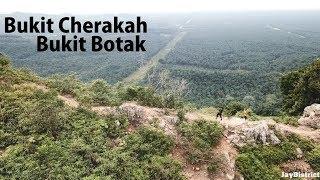 Video Drone DJI Mavic Pro: Puncak Alam | Bukit Cherakah & Bukit Botak | Hiking MP3, 3GP, MP4, WEBM, AVI, FLV November 2018