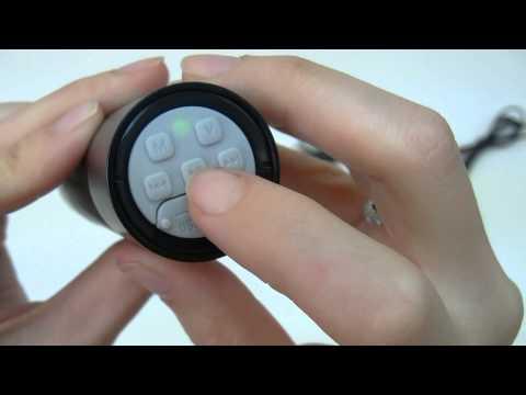 Presentazione e guida all'utilizzo del lettore mp3 radio torcia da microSD smartphone per bicicletta