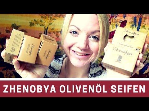 Zhenobya Aleppo Seife | Traditionelle Olivenöl Seifen aus Syrien #ad