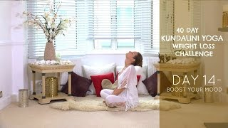 Nonton Day 14  Boost Your Mood   The 40 Day Kundalini Yoga Weight Loss Challenge W  Mariya Film Subtitle Indonesia Streaming Movie Download