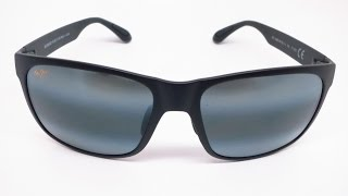 Buy Here https://www.eyeheartshades.com/products/maui-jim-red-sands-mj-432-2m-matte-black-polarized-sunglassesUnboxing the Maui Jim Red Sands MJ 432-2M Sunglasses in color Matte Black with Neutral Grey Polarized Lenses.Connect with usFacebook : https://www.facebook.com/eyeheartshad...Instagram : https://www.instagram.com/eyeheartsha...Google + : https://plus.google.com/+EyeHeartShadesTwitter : https://twitter.com/eyeheartshadesWebsite : https://www.eyeheartshades.com/