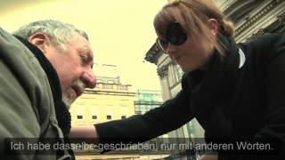 The Power of Words - A girl Changed a BLIND man Day [Amazing]