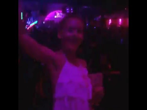 Ibiza Amnesia Foam night Paris Hilton